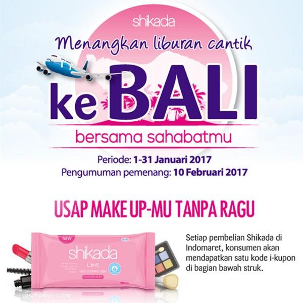 Menangkan liburan cantik ke Bali bersama Sahabatmu