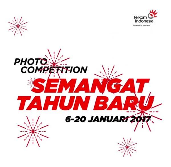 Lomba Foto Semangat Tahun Baru Telkom Berhadiah Total 8,5 Juta
