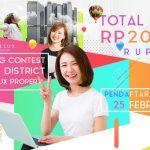 Lomba Blog Gangnam Bekasi Dream Landmark Berhadiah Total 20 Juta