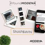 I Found Modena Snap And Win