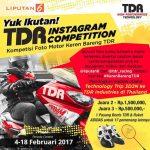 Kompetisi Foto Motor Keren Bareng TDR