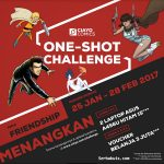 Lomba Komik One-Shot Ciayo Comics