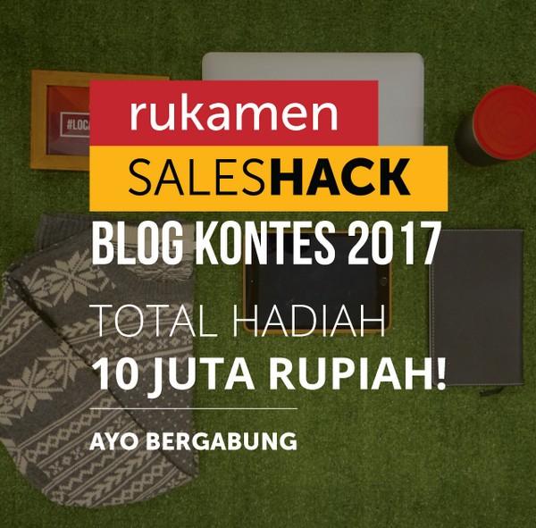 Rukamen SalesHack Blog Kontes 2017
