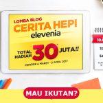 Cerita Hepi Elevenia