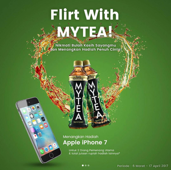 Flirt With Mytea