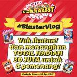 Blaster Vlog