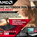 AMD Notebook For Gaming Giveaway