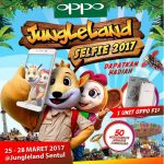 Jungle Land Selfie 2017
