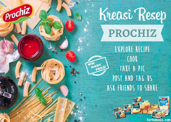 Kreasi Resep Prochiz