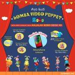 Lomba Video Puppet Bobo