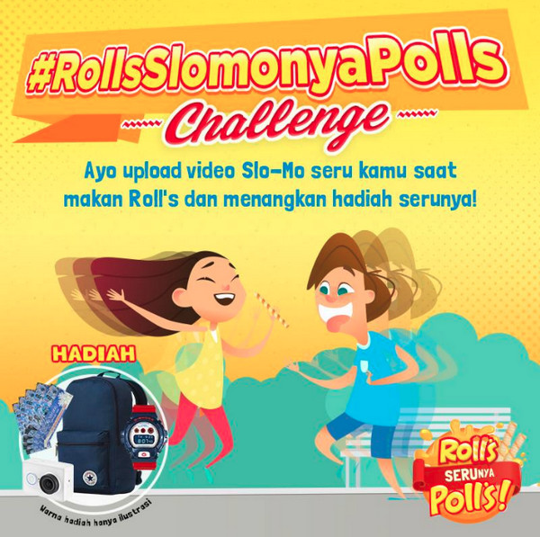 Rolls Slomonya Polls