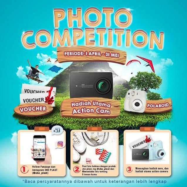 Photo Competition Okeplast