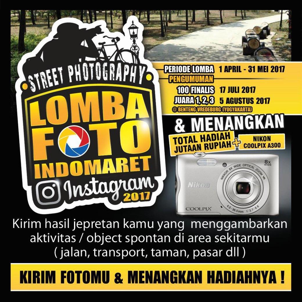 Lomba Foto Indomaret Instagram 2017