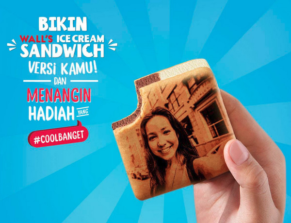 Iam A Cool Sandwich Competition