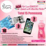 "Flat Lay Contest ""Color Splash with Mustika Puteri"""