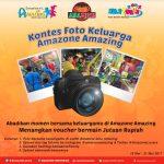 Kontes Foto Keluarga Amazone Amazing