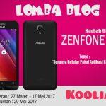Kontes Blog Kooliah