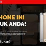 Lomba Blogger Sinyaliti Berhadiah 3 Unit iPhone 6 Gratis