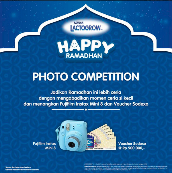 Happy Ramadhan Photo Competition