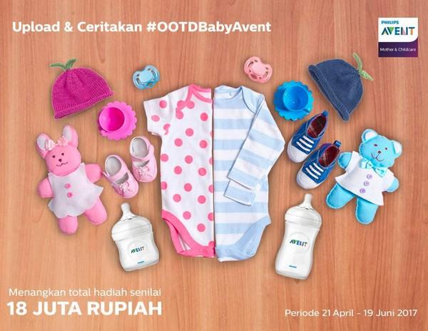 OOTD Baby Philips Avent