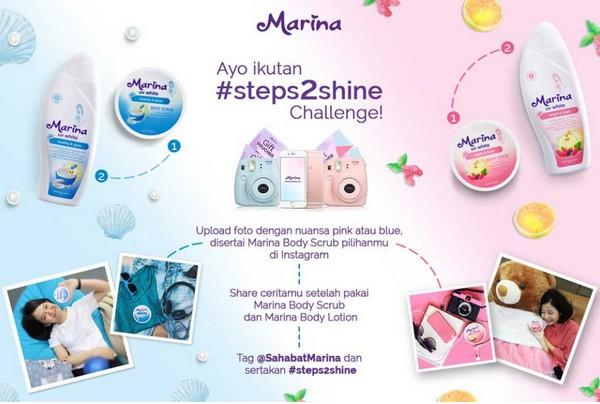Step 2 Shine Challenge