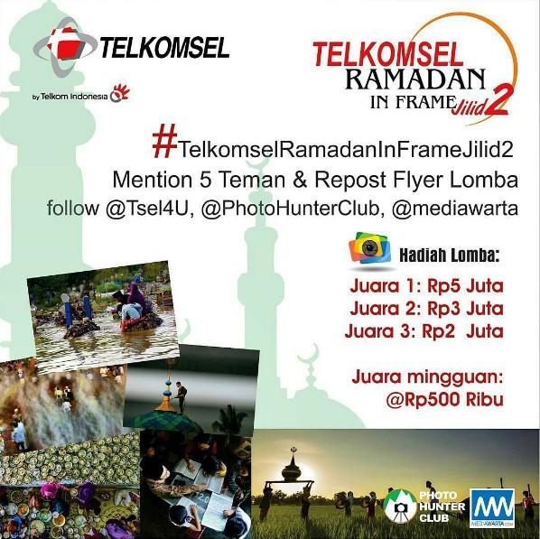 Telkomsel Ramadan In Frame Jilid 2