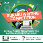 Guraru Writing Competition