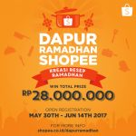 Dapur Ramadhan Shopee