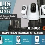 Kuis Mobitekno Berhadiah 3 Unit Kamera CCTV D-Link Gratis