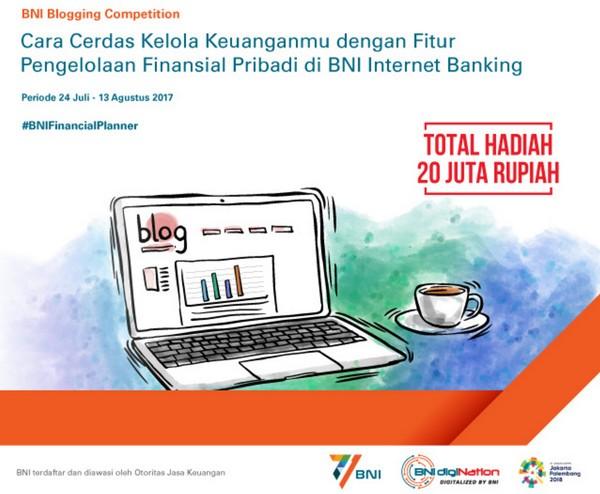 BNI Blogging Competition Cara Cerdas Kelola Keuanganmu