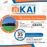 Photo Competition KAI 150TH perkeretaapian Indonesia
