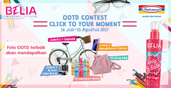 OOTD Contest Click To Your Moment
