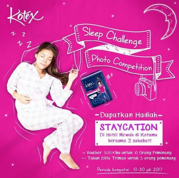 Sleep Challenge Photo Competition