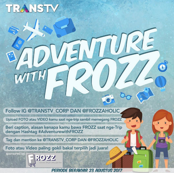 Adventure With Frozz