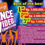 PANG! DANCE COMPETITION