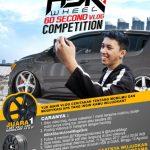 HSR Wheel 60 Second Vlog Competition
