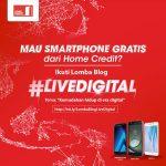 Lomba Blog Live Digital Berhadiah Moto Z Play, Samsung A3 & Vivo V5S