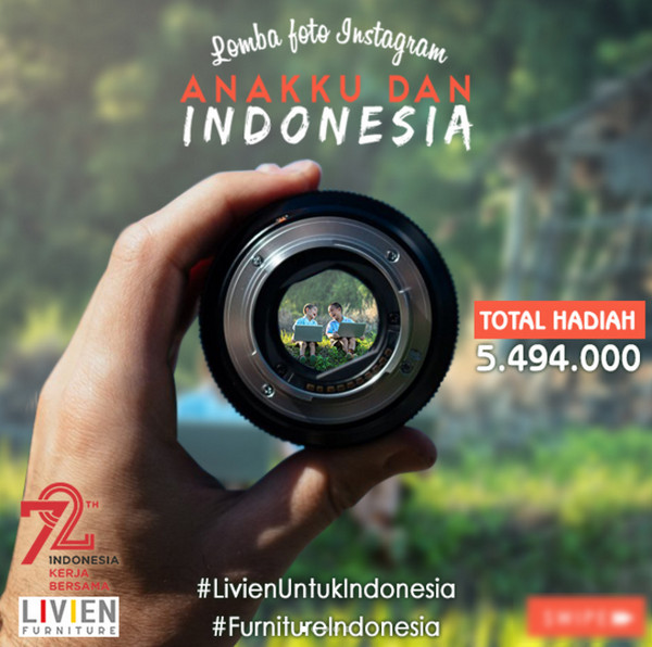 Lomba Foto Anakku dan Indonesia