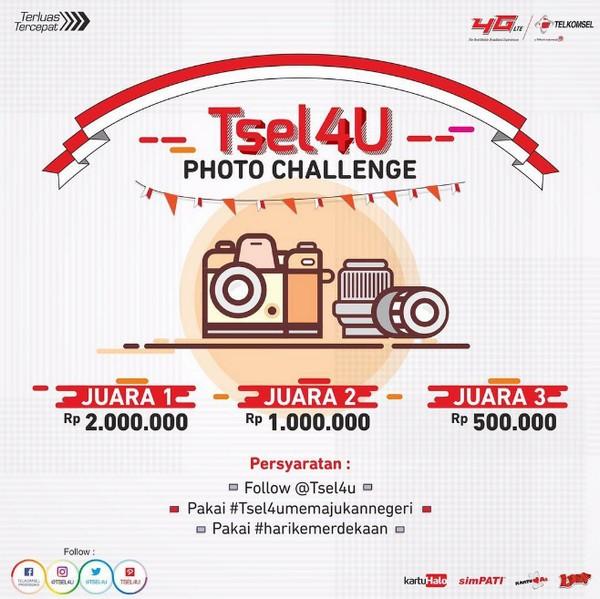 Tsel4U Photo Challenge