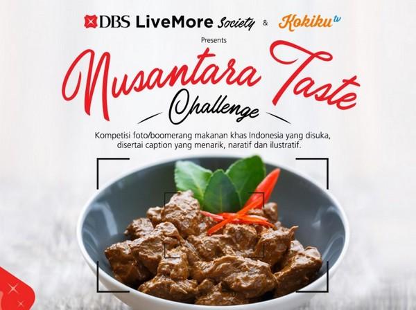 Nusantara Taste Challenge
