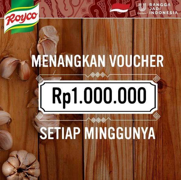 Bangga Jadi Indonesia - Royko Untuk Tempe