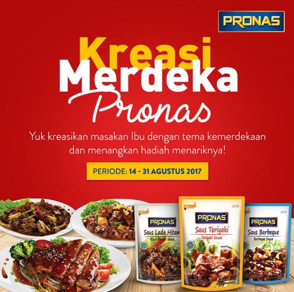 Kreasi Merdeka Pronas