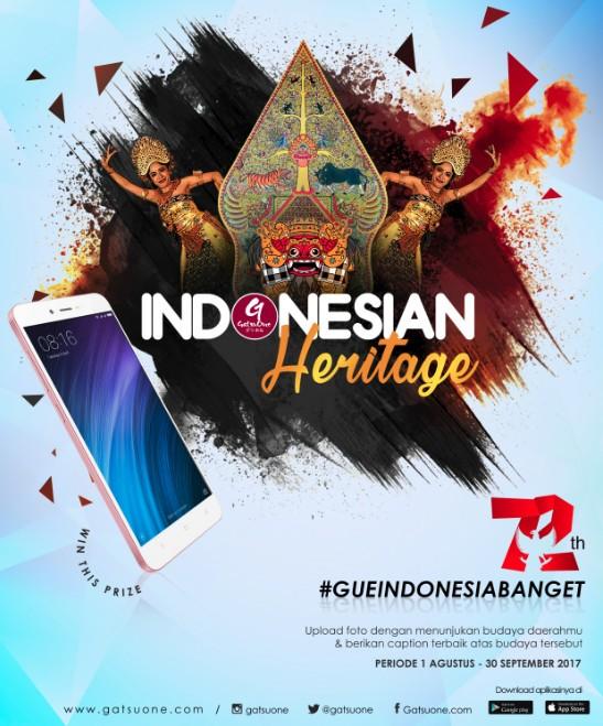 INDONESIAN HERITAGE CHALLENGE
