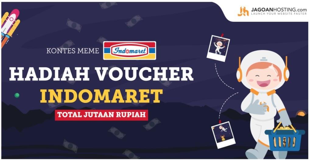 Bikin Meme Dapetin Voucher Total Jutaan Rupiah