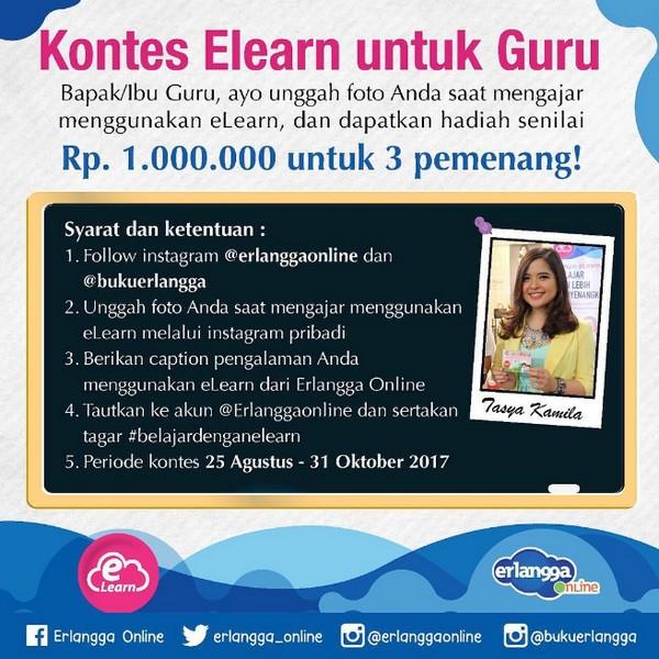 Kontes Elearn Untuk Guru