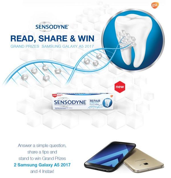 Read, Share & Win