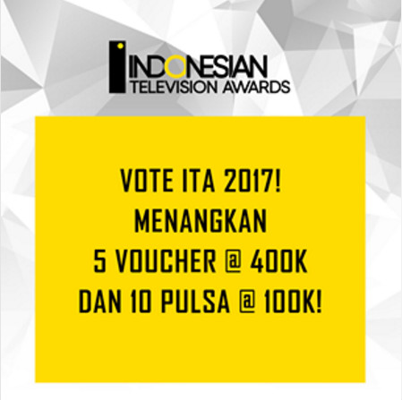 Indonesian TV Awards 2017