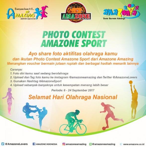 Photo Contest Amazone Sport